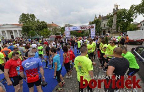 Borvidék Félmaraton Szekszárd 2014 -3