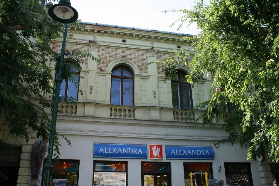 Galambmentesítés Szekszárdon az Alexandra könyváruházon Metmark 11