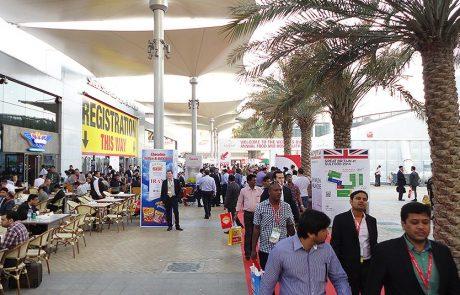 Gulfood 2016 Dubai kiállítás Metmark 2