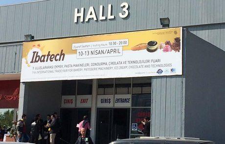 Ibatech 2014 kiállítás Isztanbulban Metmark 3