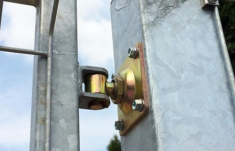 Metmark fémkerítés rendszer Szekszárdon 5