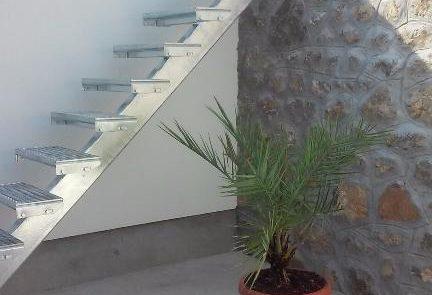 Metmark lépcső járórácsból 3