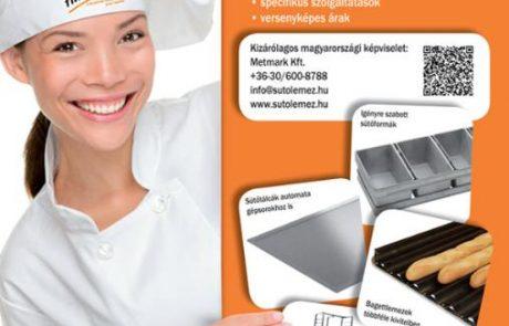 Anneliese Magyarországon a Metmark Kft-nél
