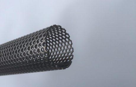 Perforált cső 1