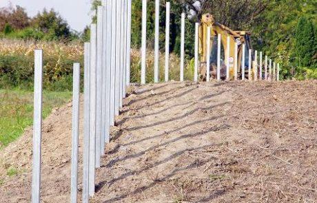 Ponthegesztett kerítésrendszer 5