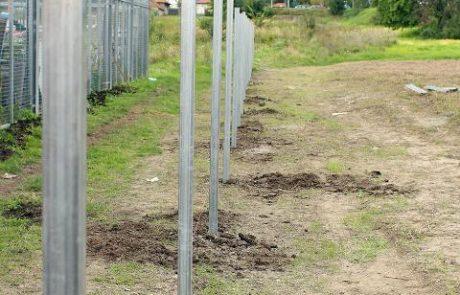 Ponthegesztett kerítésrendszer 4