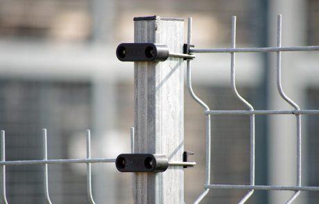 Ponthegesztett kerítésrendszer 2