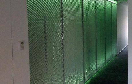 SAP iroda metmark expandált lemez belső burkolattal 4