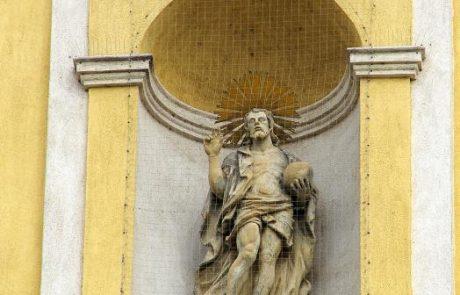 Szekszárd Belvárosi templom galambriasztása Metmark Kft. 1