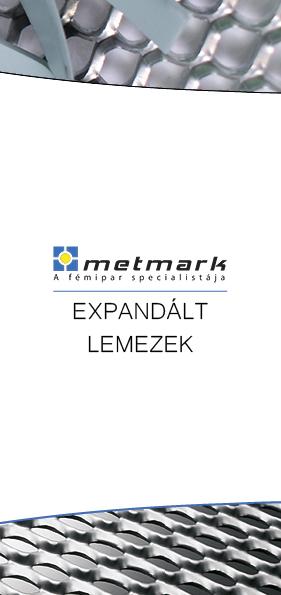 Metmark expandált lemezek leaflet