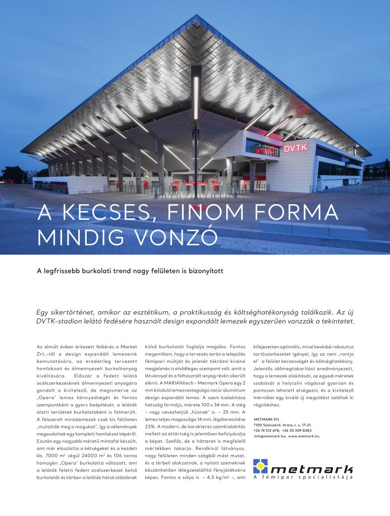 Octogon Architecture & Design magazin 2018/4. szám